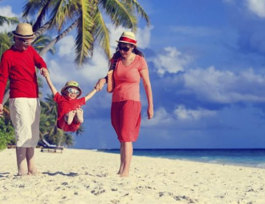 5 Ideas For Family Holidays